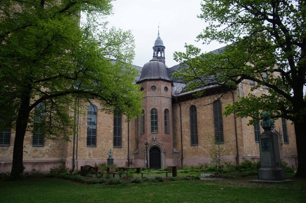 挪威奧斯陸教堂