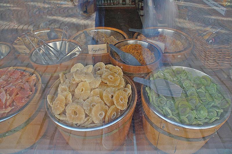 瑞典哈加區的蜜餞小店!感覺也很誘人耶