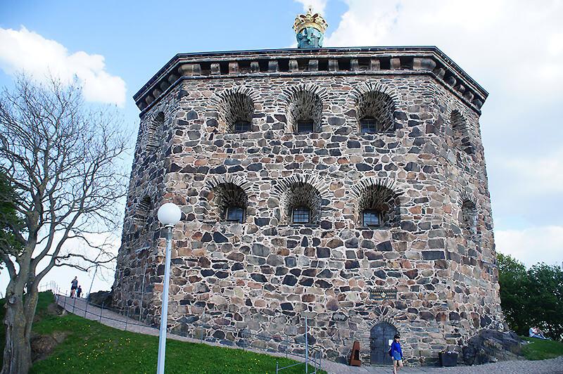 瑞典漫旅皇冠城堡