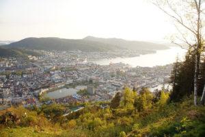 卑爾根挪威縮影
