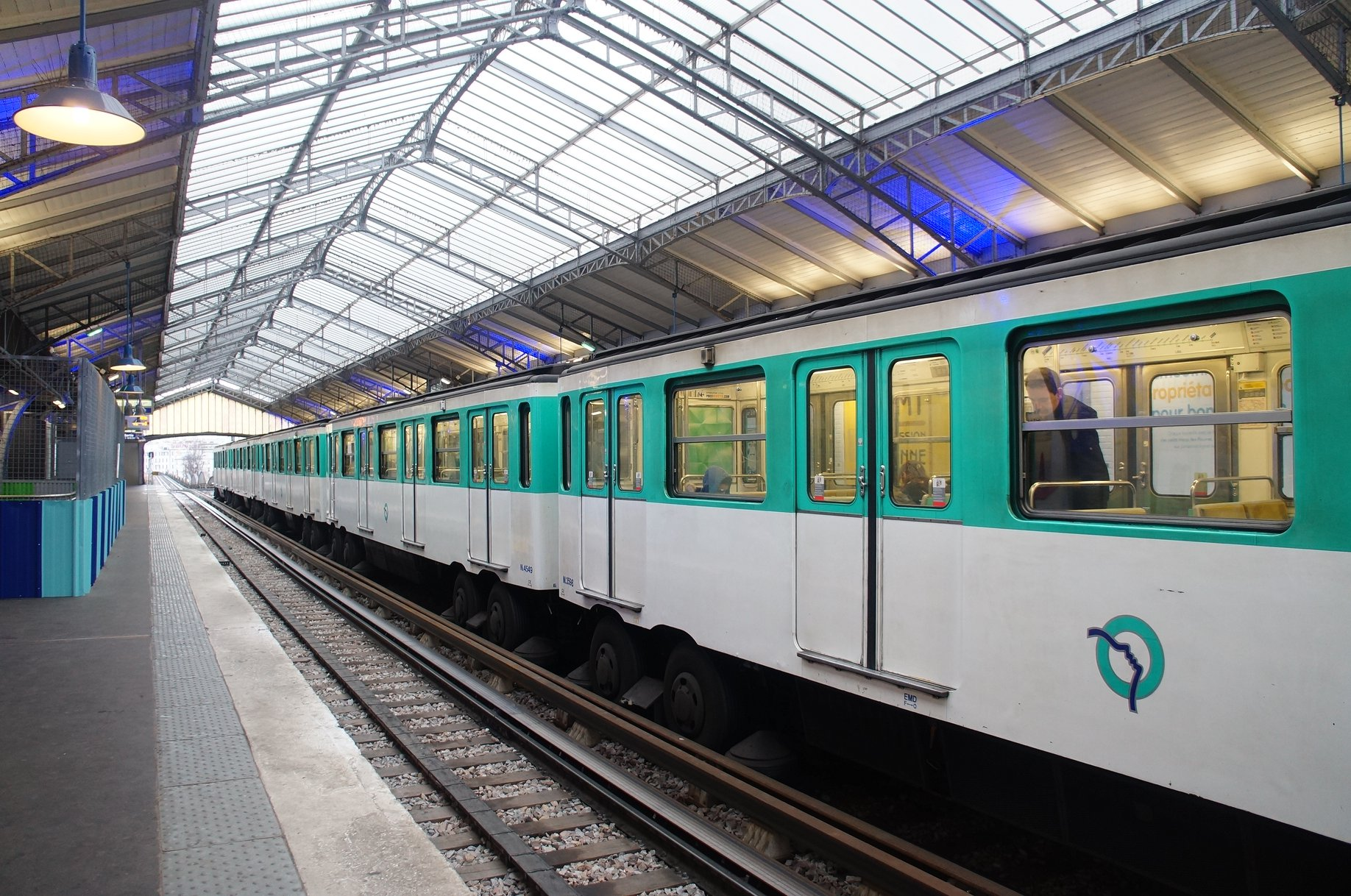巴黎火車地鐵攻略