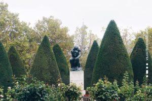 巴黎羅丹美術館