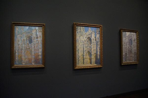 莫內的教堂系列