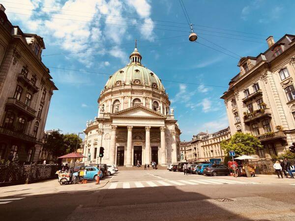 哥本哈根腓特烈教堂