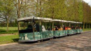 凡爾賽宮遊園車