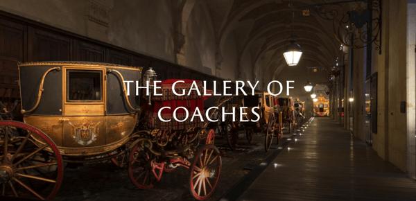 凡爾賽宮的馬車藝廊