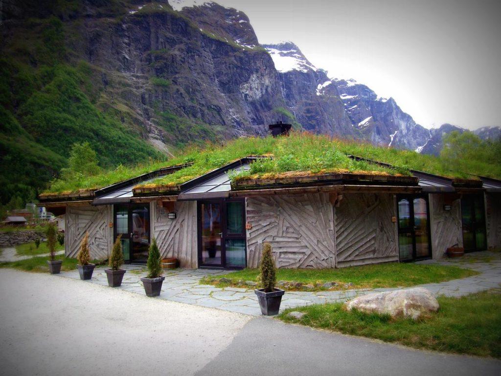 Gudvangen Fjordtell & Apartments,特色公寓式酒店