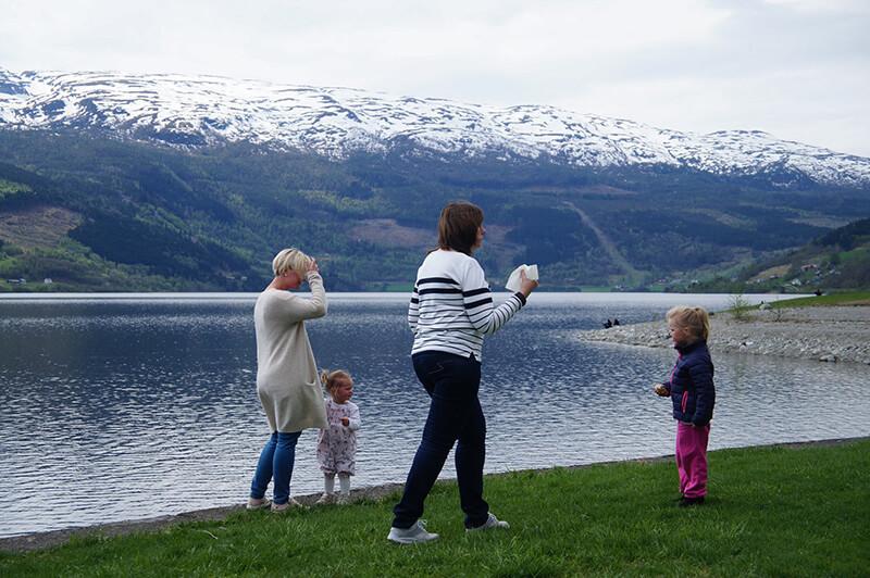 挪威行,理財投資最好與家人討論後再執行。