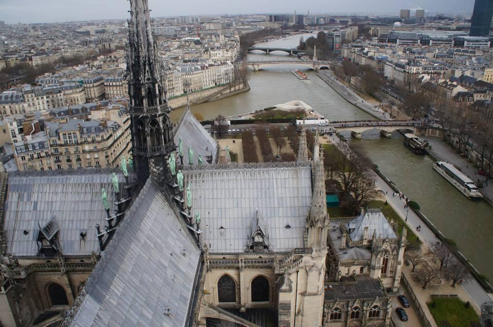 巴黎聖母院 攝影集,難忘的巴黎饗宴。