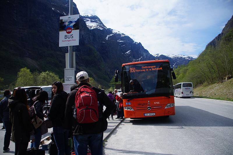950公車等待區