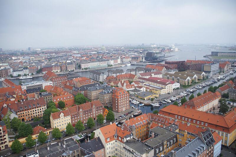 想深入了解哥本哈根城市?來趟運河遊船體驗吧!