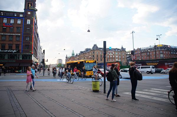 美美的丹麥街景,輕鬆愜意!轉眼愛上哥本哈根。