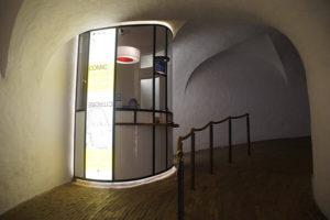 哥本哈根圓塔櫃檯