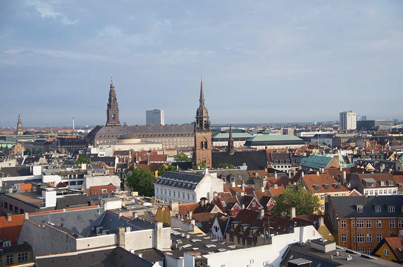 哥本哈根童話市!質感旅遊好地方!