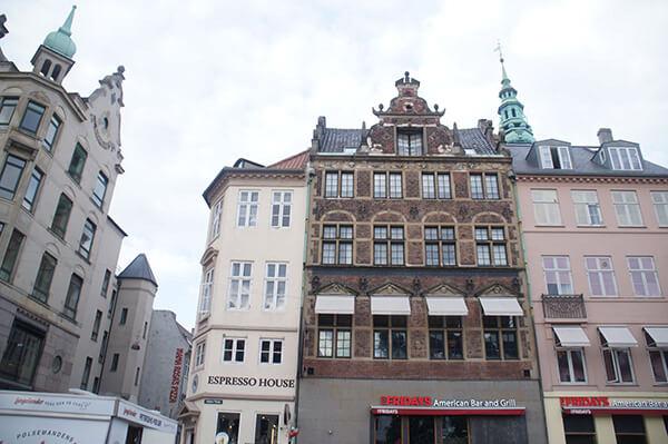 哥本哈根市區街景