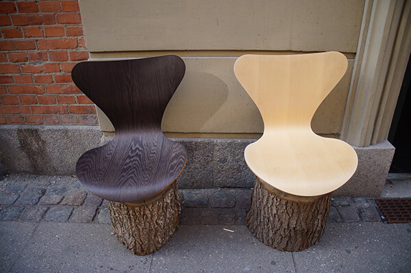 北歐風格設計名椅,螞蟻椅。