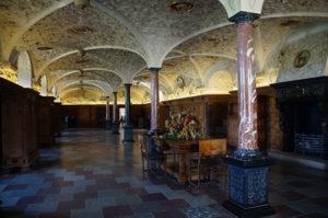 腓特烈堡大廳入口