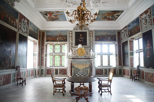 腓特烈堡展覽廳