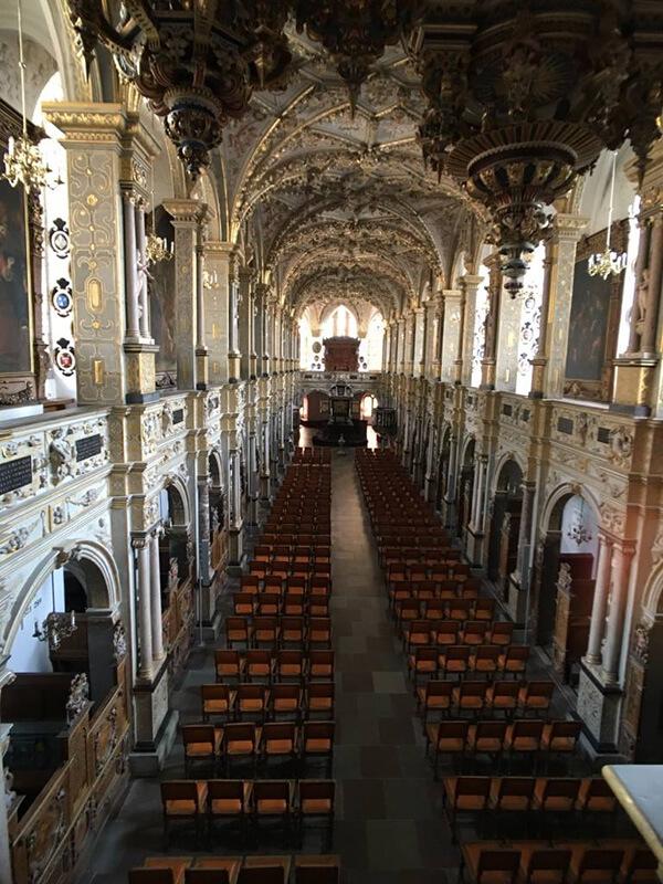 腓特烈堡禮拜堂