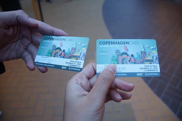 我們的哥本哈根卡