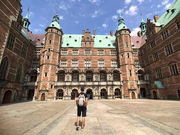 前進丹麥腓特烈堡城堡,GO!