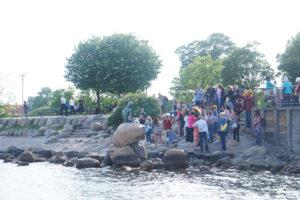 哥本哈根小美人魚雕像