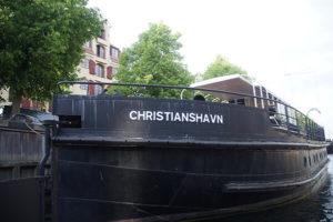 Christiania 黑色大船