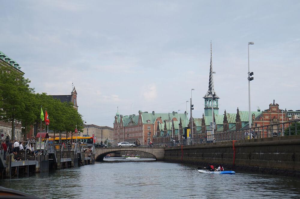 哥本哈根遊船之旅