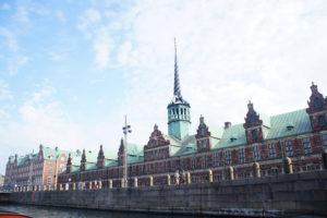 哥本哈根舊股票交易所
