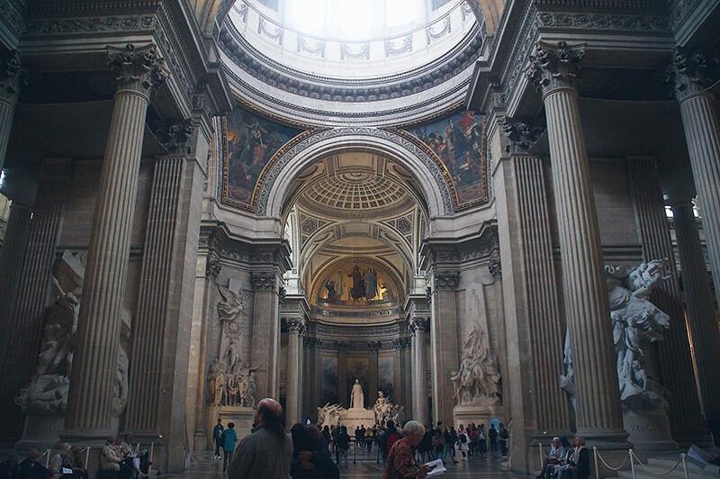 巴黎萬神殿,先賢祠。