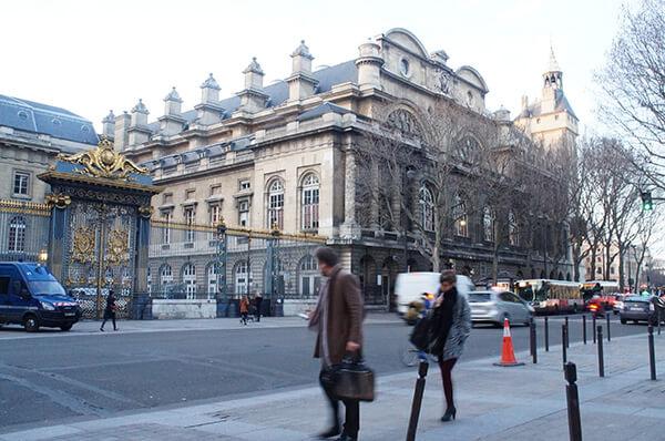 巴黎司法宮,巴黎古監獄