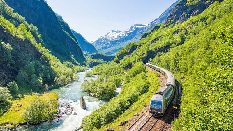 FLAM世界最美鐵路,SEO搬家有點難卻很重要。