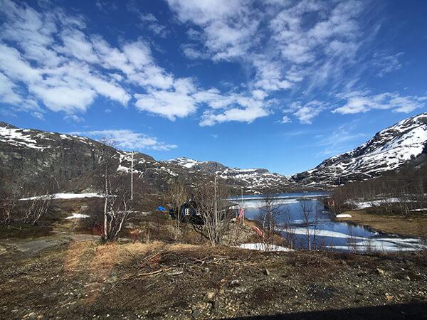 挪威縮影風景