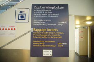 挪威縮影寄物櫃說明版