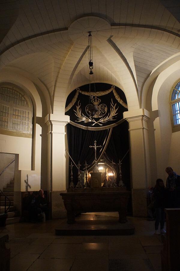 瑪麗安東尼皇后祭壇
