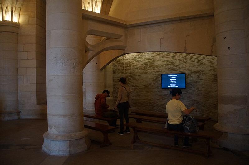 巴黎古監獄一樓