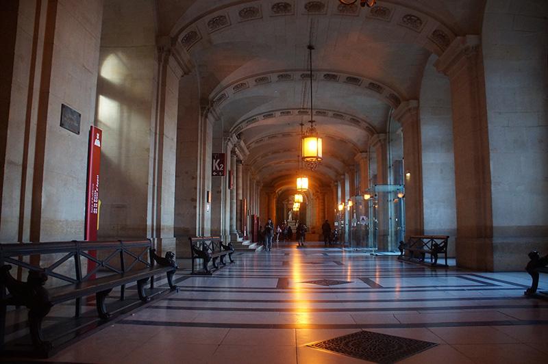 曾為革命法庭的巴黎司法宮