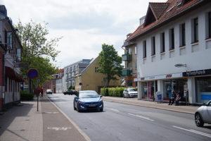 腓特烈堡回程公車搭乘處