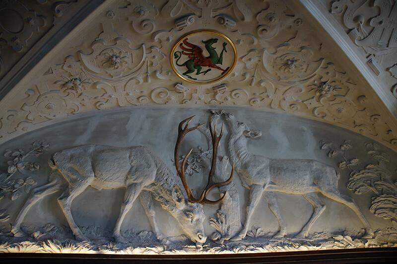 腓特烈堡大廳