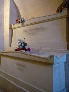 居里夫人陵寢
