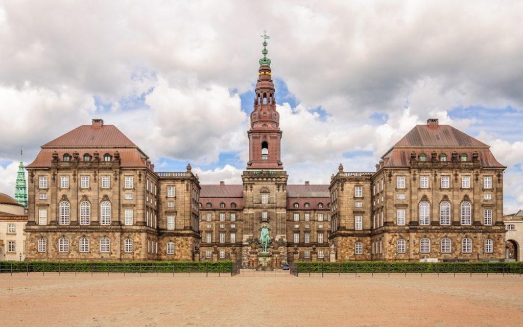 克里斯蒂安堡皇宮