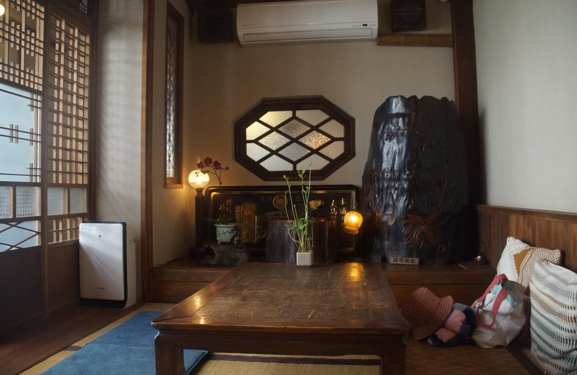 台南錫鼓,日式老屋甜點店