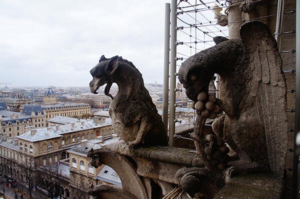 怪獸與他們的產地ㄧ巴黎