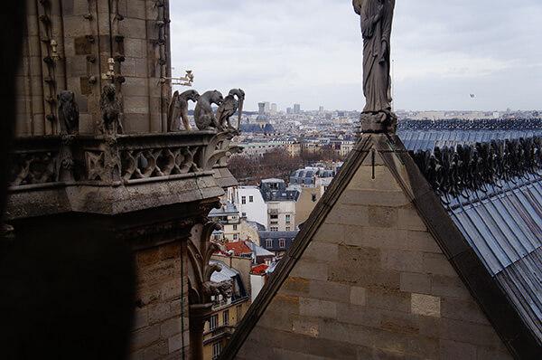 其他的巴黎聖母院小怪物們!