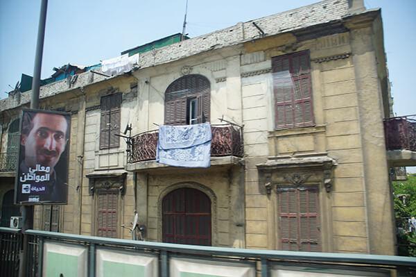 埃及老屋系列之一,觀察埃及住宅,滿滿的廢墟感