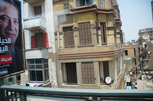 埃及老屋系列之四,這根本是日式洋樓,林百貨的感覺,