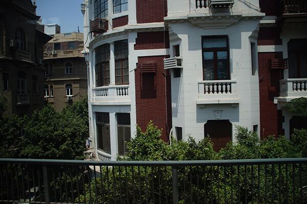 漂亮的小洋樓。有錢人住的嗎?