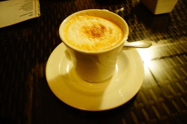我的咖啡。