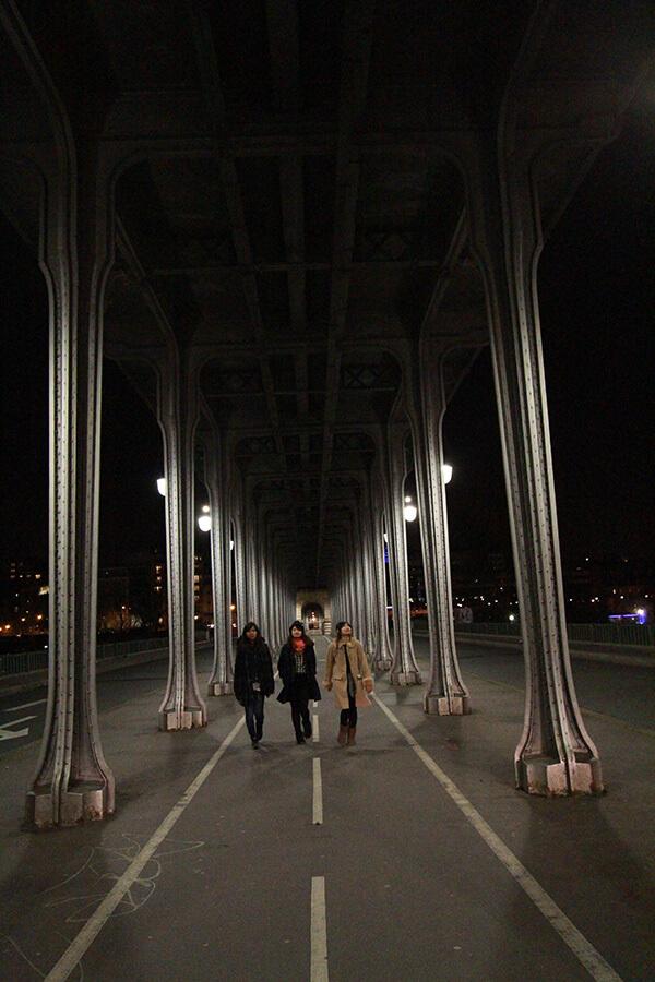 巴黎鐵塔周邊景點,比爾阿克姆橋