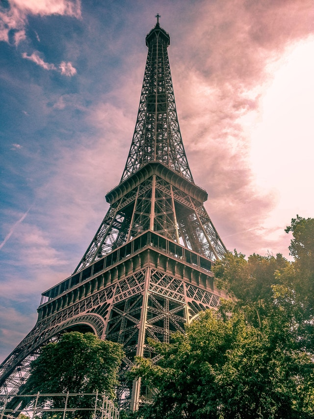 巴黎艾菲爾鐵塔攻略